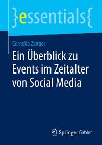 Cover Ein Überblick zu Events im Zeitalter von Social Media