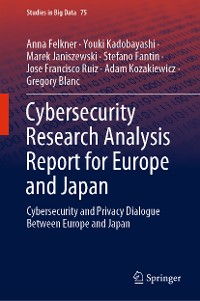 Cover Cybersecurity Research Analysis Report for Europe and Japan