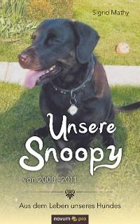 Cover Unsere Snoopy von 2000–2011