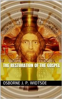 Cover The Restoration of the Gospel