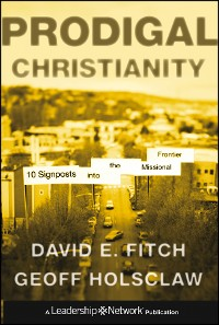 Cover Prodigal Christianity