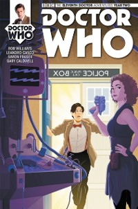 Cover Doctor Who