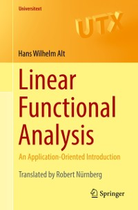 Cover Linear Functional Analysis