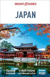 Cover Insight Guides Japan - Japan Travel Guide