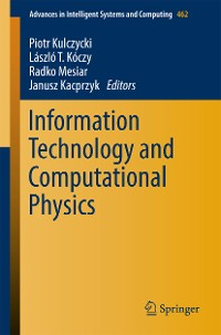 Cover Information Technology and Computational Physics