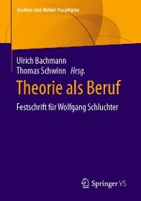 Cover Theorie als Beruf