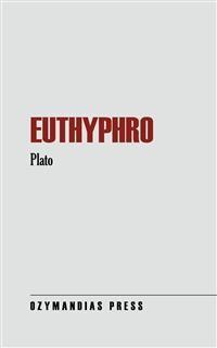 Cover Euthyphro