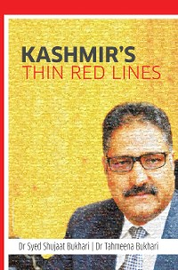 Cover Kashmir's Thin Red Lines