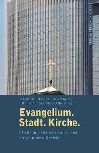 Cover Evangelium. Stadt. Kirche.