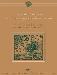 Cover Tectonic Faults