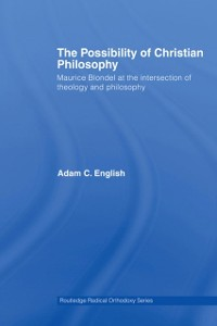 Cover Possibility of Christian Philosophy