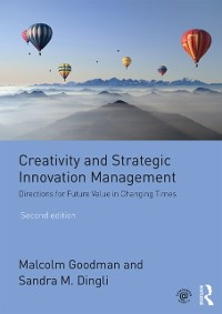 Cover Creativity and Strategic Innovation Management