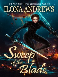 Cover Sweep of the Blade