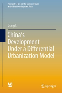 Cover China's Development Under a Differential Urbanization Model
