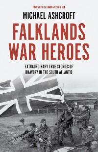 Cover Falklands War Heroes