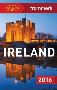 Cover Frommer's Ireland 2016