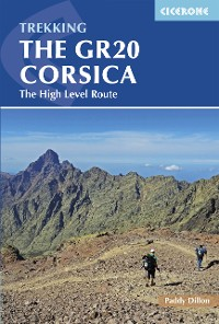 Cover The GR20 Corsica