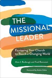Cover The Missional Leader