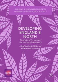 Cover Developing England's North