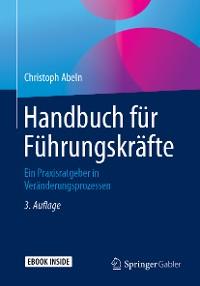 Cover Handbuch für Führungskräfte