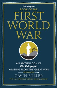 Cover The Telegraph Book of the First World War