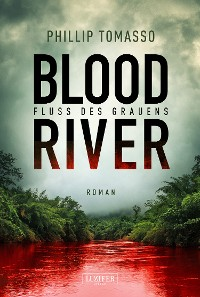 Cover BLOOD RIVER - FLUSS DES GRAUENS
