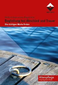 Cover Begleitung bei Abschied und Trauer