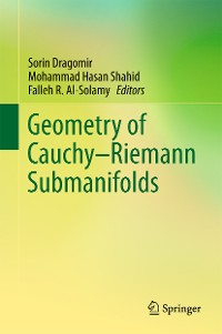 Cover Geometry of Cauchy-Riemann Submanifolds