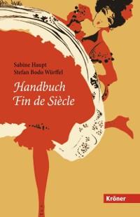 Cover Handbuch Fin de Siècle