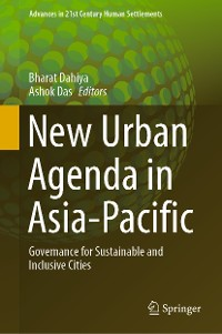 Cover New Urban Agenda in Asia-Pacific