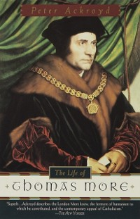 Cover Life of Thomas More