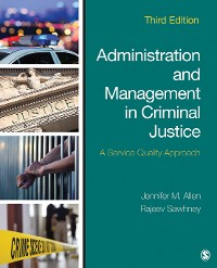 Cover Administration and Management in Criminal Justice