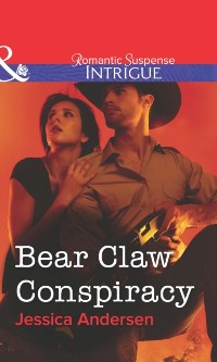 Cover Bear Claw Conspiracy (Mills & Boon Intrigue)