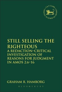 Cover Still Selling the Righteous