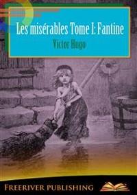Cover Les misérables Tome I: Fantine