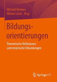Cover Bildungsorientierungen