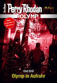 Cover Olymp 6: Olymp in Aufruhr