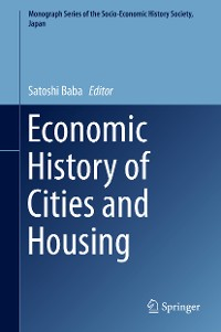 Cover Economic History of Cities and Housing
