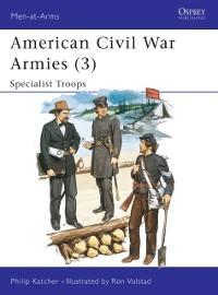 Cover American Civil War Armies (3)