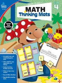 Cover Math Thinking Mats, Grade 4