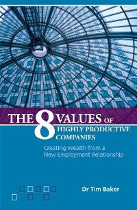 Cover The 8 Values of Highly Productive Companies