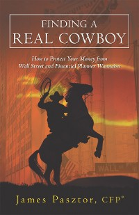Cover Finding a Real Cowboy