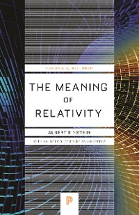 Cover The Meaning of Relativity