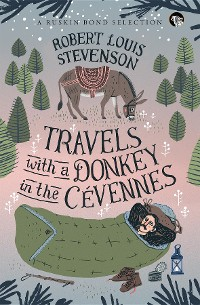 Cover Travels With a Donkey in the Cévennes