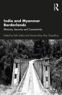 Cover India and Myanmar Borderlands