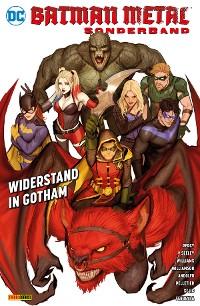 Cover Batman Metal Sonderband: Widerstand in Gotham