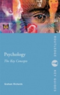 Cover Psychology: the Key Concepts