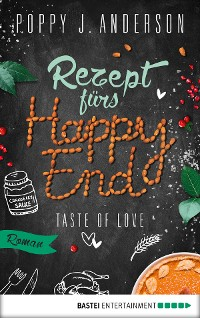 Cover Taste of Love - Rezept fürs Happy End