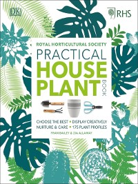 Cover RHS Practical House Plant Book