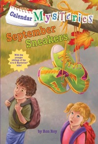 Cover Calendar Mysteries #9: September Sneakers